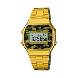 Reloj Casio Vintage A168WEGC-3EF