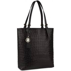 Tous Shopping Sherton de Piel negro 495900123
