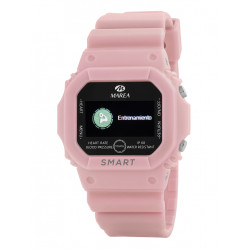 Reloj Marea Smartwatch B60002/6 Sport rosa