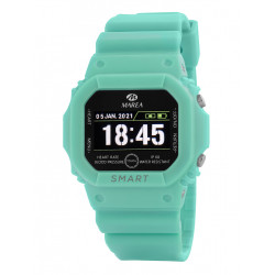 Reloj Marea Smartwatch B60002/7 Sport turquesa
