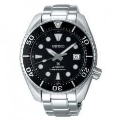 "Reloj caballero SPB101J1EST Seiko Automático Prospex Diver´s 200 m ""Sumo Black"""