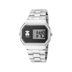 Reloj Tous D-Bear Digital de acero 600350295