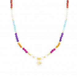 Collar Luxenter Shasha plata chapada NXA173YC20