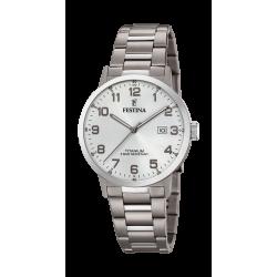 Reloj Festina hombre TITANIUM F20435/1