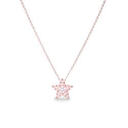Colgante Luxenter plata rosé NQ080R0000